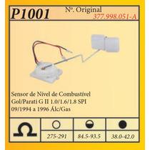 Sensor De Nivel Combustivel Gol/parati Gii 1.0/1.6/1.8 Spi