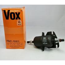 Fs41 - Filtro Combustivel Fiat Palio/siena/strada Todos - Ex