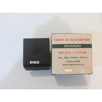 Tampa Oleo Motor Uno/premio/elba/fiorino 1.5 E 1.6 Argentino