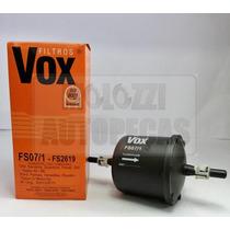Filtro Combustivel Vw Gol/parati/santana/quantum /96 Todos