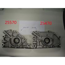 Bomba Oleo Motor F2 Mazda 2.2 8v.. Empilhadeira Yale 2.2 8v