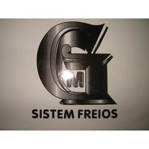 Pistão De Freio Opala (varga) + Reparo (para Uma Pinça)