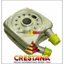 Resfriador Radiador De Oleo Golf Motor 1.6 E 2.0 078117021a