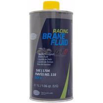 Fluído De Freio Racing Brake 600°f Dot 4 Pentosin 1lt