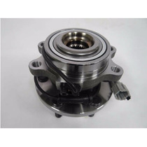 Cubo Roda Dianteiro Rolamento Nissan Frontier 4x4 C/abs C/nf