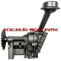 Bomba Oleo Motor Renault Clio 1.6 16v 2001 Ate 2004 24dentes