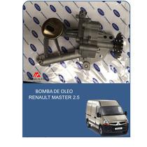 Bomba De Oleo Do Motor Renault Master 2.5