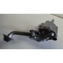 Bomba De Oleo Motor Ap Com Distribuidor Original Vw