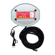 Calibrador Pneu Digital De Parede Para Pneus Planatc 10m