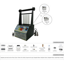 Maquina Limpeza Bico Injetor Bomba Eletrica Planatc Lb-10000