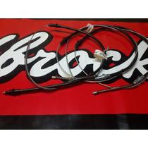 Cabos Freio De Mão Completo Maverick Gt 302 V8 73-76