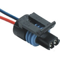 Chicote Cabo Conector Rabicho Plug Sensor Caixa Eaton 2 Vias