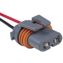 Chicote Conector Plug Soquete Fio Cabo Farol Milha 9006/hb4