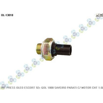Interruptor Pressao Oleo Escort 92/... Gol 1000 Saveiro