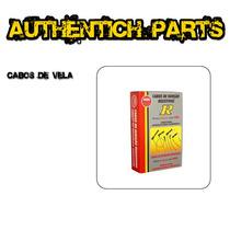 Jogo De Cabos De Vela Fiat Siena 1.0 16v Fire 00 Em Diante