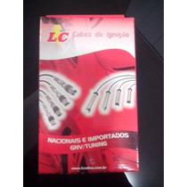 Jogo De Cabos De Vela Lc333r Fiorino,idea,palio,punto,uno