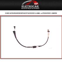 Cabo Acelerador Renault Kangoo 1.6 2000 ---> Tamanho 1.38