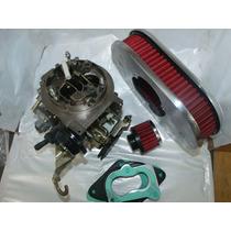 Kit Vw Carburador 2e Brosol Alc. Filtro Esport Respiro Base