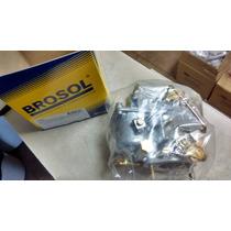 Carburador De Fusca 1500/1600 H-30pic Brosol Novo
