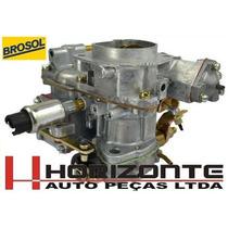 Carburador Monza 1.8 Simples Solex Brosol H35 Gasolina Novo