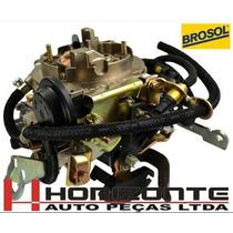 Carburador 2e Monza Kadett Ipanema 2.0 À Alcool Solex Brosol