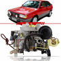 Carburador 1.8 Ap Gasolina Brosol Gol Gts 87 88 89 90 91 92