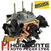 Carburador 2e Chevette E Chevy 1.6 À Gasolina Solex Brosol