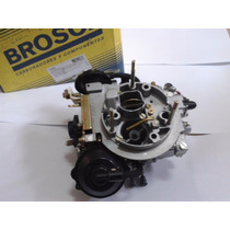 Carburador 3e Alcool Brosol 176555 Ford Vw