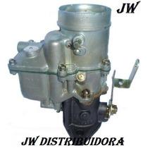 Carburador Jeep Willys 6cc Modelo Dfv Gasoli Novo Importado.