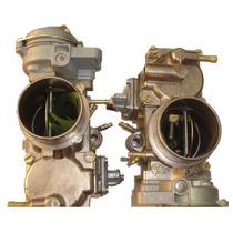 Carburador Fusca Brasilia Dupla 1600 Revisado Alcool