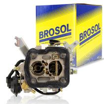 Carburação Gol G1 Solex Brosol 92 91 90 89 À Alcool 1.6 Vw