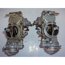 Dupla Carburação Fusca/kombi/ 1.6 Gasolina Recond. Solex