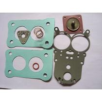 Kit Reparo Carburador Ford Corcel Belina Del Rey 78/82 Solex