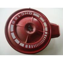Caixa Do Filtro Ar Vermelha Original Do Chevette 1.6 Alcool