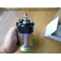 Automático Do Motor De Partida Delco P Opala 4 Cil E 6 Cil