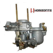 Carburador Monza 1.6 Ou 1.8 Gasolina Solex Brosol H-35 Alfa1