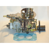 Carburador Solex H34seie Para Opala/caravan 4e6cc Álcool.