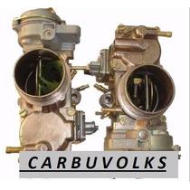 Carburador Kombi Fusca 1600 Solex H32/34 Pdsi.2 Alcool