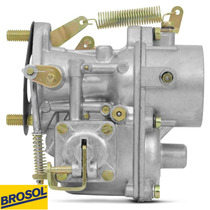 Carburador Fusca/brasília/kombi 1300 Solex Brosol