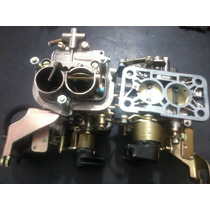 Carburador Mini Progressivo Weber 450 Álcool 1.6 Passat