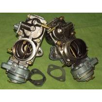 Carburadorres Dulpo Da Combi/fusca/brasilia/alcool/gasolina