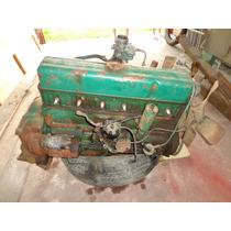 Motor Completo C-10/veraneio 6cc