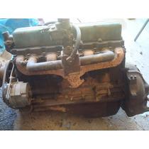 Gm Chevrolet Brasil 63 Motor Queima Oleo 6cc