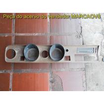Capa Do Painel De Instrumentos Do Opala E Caravan 75 A 80