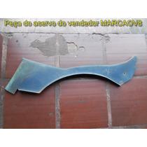 Plastico De Acabamento Da Porta Traseira Do Maverick 4 Porta