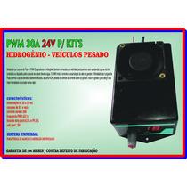 Pwm 30a 24v P/ Kits Hidrogênio - Veículos Pesado
