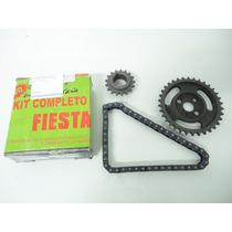 Kit Corrente Engrenagem Distribuição Motor Endura Ka Fiesta