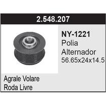 Polia Alternador Gm S-10/blazer 2.8 - 2000/