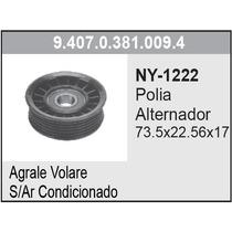 Polia Alternador Ford F-250 Mwm -gm S-10/blazer 2.8