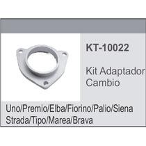 Kit Adaptador Cambio Fiat Uno/palio/tipo/marea